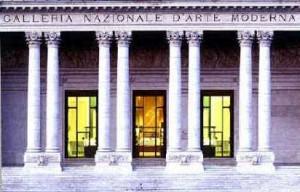 Galleria Nazionale Arte Moderna di Roma