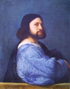 4 Tiziano - Ritratto dell'Ariosto