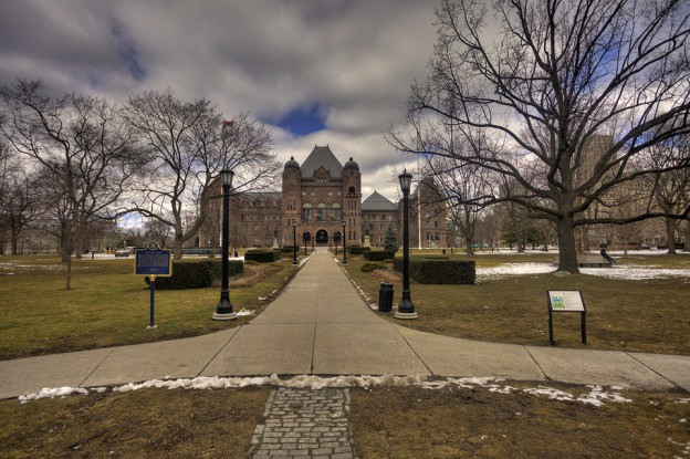 Queens-Park-Front-View-of-Ontario-Legislative-Building